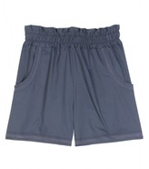 See by Chloe JERSEY TRIM SHORTS