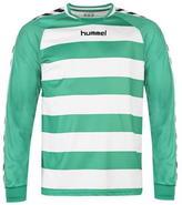 Hummel Long Sleeve Training T Shirt Mens
