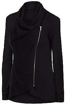 Helmut Lang Women's Shawl Collar Jacket