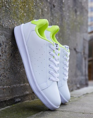 Hummel Hive Busan trainer in white
