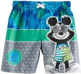 Disney Disney's Mickey Mouse Toddler Boy Swim Trunks