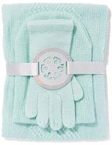 New York & Co. 3-Piece Scarf, Hat & Gloves Set