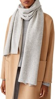 Thumbnail for your product : Eileen Fisher Wrap Cashmere-Blend Scarf