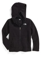 The North Face Toddler Boy's Glacier Full Zip Hoodie