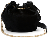 Diane von Furstenberg Love Power Calf Hair Bucket Bag