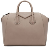 Givenchy Taupe Medium Antigona Bag
