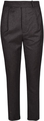 Saint Laurent Classic Waist Fit Trousers