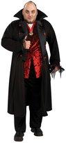 Rubie's Costume Co Royal Vampire Count Dracula Coat & Vest Costume Adult Plus Plus