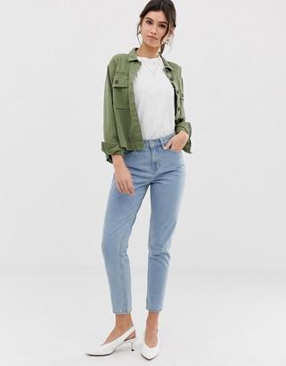 Vero Moda classic mom jeans