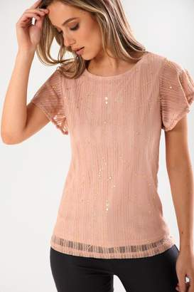 Ariane Iclothing iClothing Occasion Top in Nude