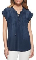 "Jessica Simpson Women's ""Isabelle Shirt"