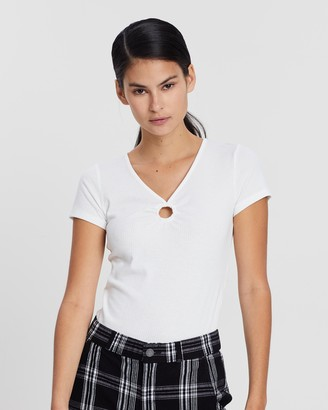 Hollister Slim O-Ring Top