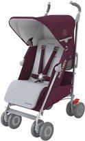 Maclaren Techno XLR Stroller - Plum/Silver