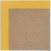 Zeppelin Tufted Yellow/ Brown Indoor / Outdoor Use Area Rug Longshore Tides Rug Size: Rectangle 2' x 3'