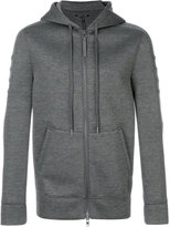 Helmut Lang pouch pocket zip hoodie