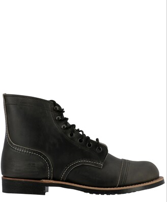 Red Wing Shoes Iron Ranger Boots