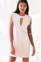 Truly Madly Deeply Cutout T-Shirt Mini Dress