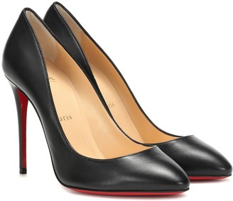 Christian Louboutin Eloise 100 leather pumps