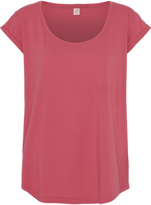 custommade Slate Rose Cotton Lonnie T Shirt - 40 - Pink