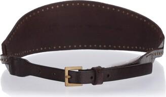 Frye Women's Studded Waist Belt