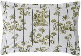 Ted Baker Laurel Pillowcase - Set of 2 - Olive