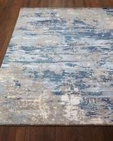 Josie Natori Lhasa Sandstorm Hand-Knotted Rug, 8' x 10'