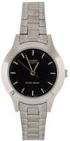 Casio Women's Core LTP1128A-1A Silver Stainless-Steel Quartz Watch