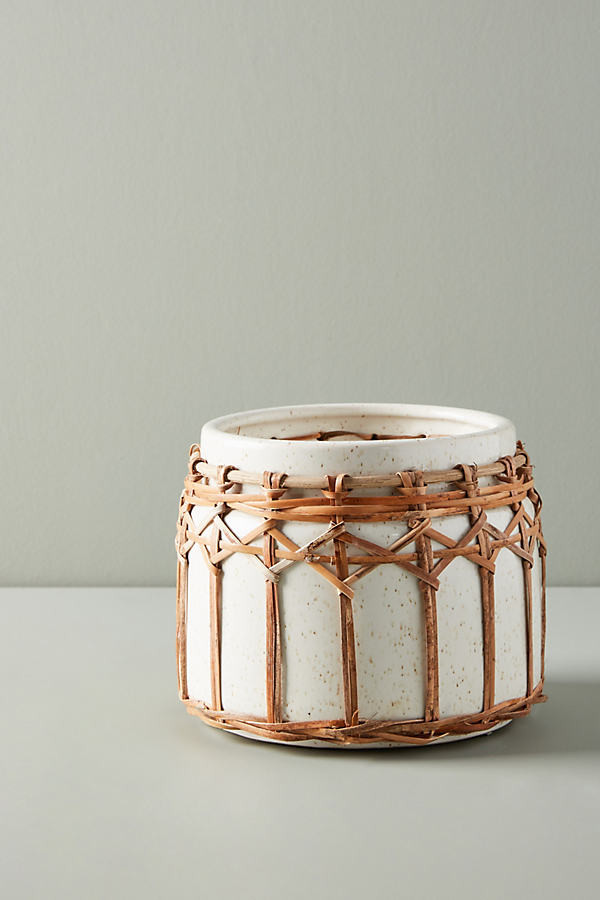 Anthropologie Pacifico Pot By in White Size M