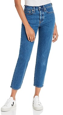 Levi's Wedgie Icon Fit Jeans in Charleston Stroll