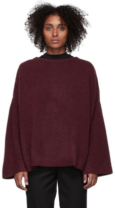 Won Hundred Burgundy Brook Sweater