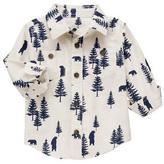 Gymboree Forest Shirt