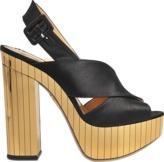 Charlotte Olympia Electra platform sandal