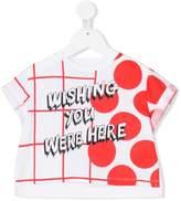 Stella McCartney Plum T-shirt
