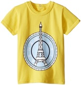 Kenzo Layette Eiffel Tower T-Shirt Kid's T Shirt