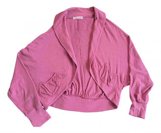 Tsumori Chisato Pink Cotton Knitwear