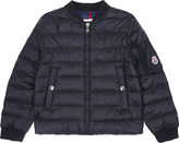 Moncler Aidan quilted bomber jacket 4-14 years
