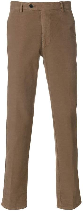 Berwich regular fit chinos