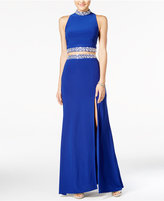 B. Darlin Juniors' 2-Pc. Embellished Gown
