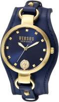 Versus By Versace Women's 'ROSLYN' Quartz Stainless Steel Casual Watch, Color: (Model: SOM130016)