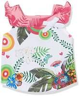 Desigual Baby Girls' TS_AINA T-Shirt,(Manufacturer Size: 62 (6)