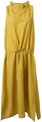 Atlantique Ascoli Drawstring Shift Dress