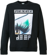 Kenzo printed sweatshirt - men - Cotton - S