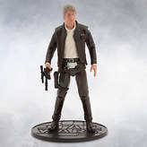 Disney Han Solo Elite Series Die Cast Action Figure - 6 1/2'' - Star Wars: The Force Awakens