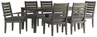 HomeVance Outdoor HomeVance Glen View Patio Dining Table & Chair 7-piece Set