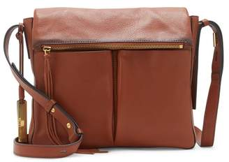Vince Camuto Miles Leather Crossbody Bag
