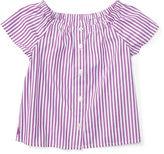 Ralph Lauren Girl Striped Cotton Top