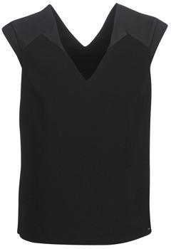 Ikks BN11415-02 women's Blouse in Black