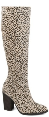 Journee Collection Kyllie Wide Calf Boot