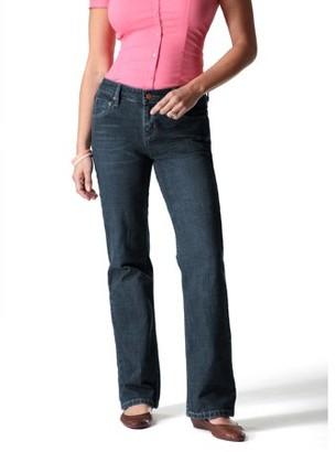 Levi's Women's Totally Slimming At Waist Bootcut Jeans