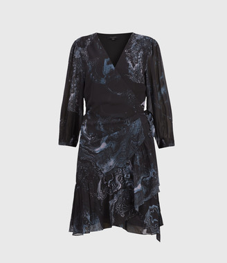 AllSaints Jade Hatsukoi Dress